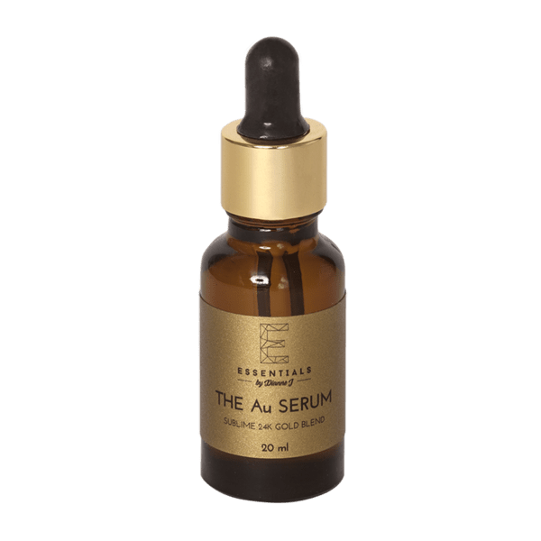 THE Au SERUM – serum with 24k gold